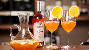 Recipe of sangria by Timbrus oenologist Manuel Ortiz