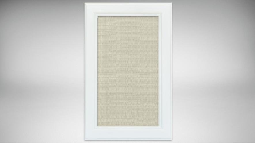 Simply White Frame