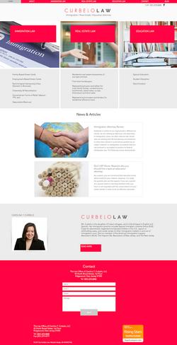 Law Office Website