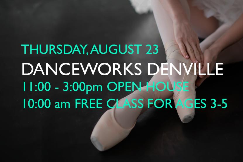 free dance class denville nj