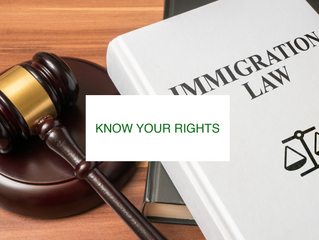 KNOW YOUR RIGHTS IN RESPONSE TO THE TRUMP ICE RAIDS – SEEK COMPETENT LEGAL ADVICE NOW, AND ALWAYS!