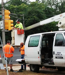 Traffic Light Installation