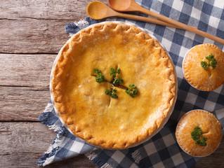 Make Thanksgiving  Becfin Turkey Pie