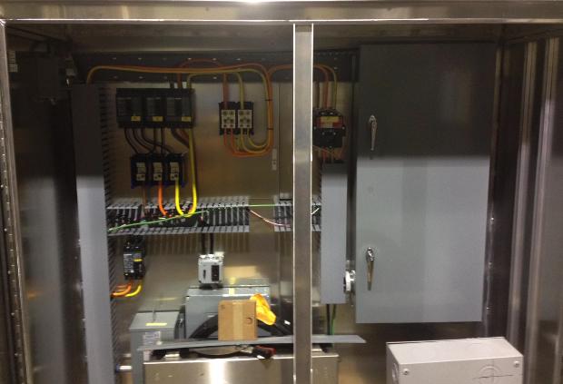 electrical light equipment repair