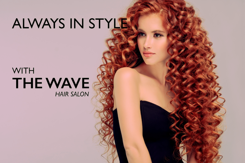 the wave hair salon