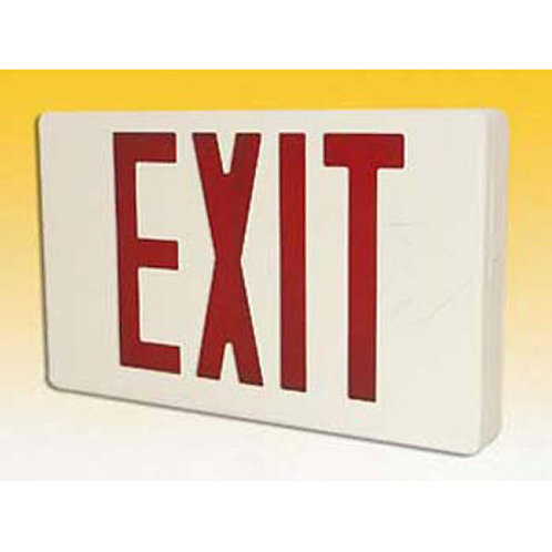 EXIT & EMERGENCY SIGNS