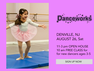 Don't miss our next Open House and Free Lesson on Saturday, August 26