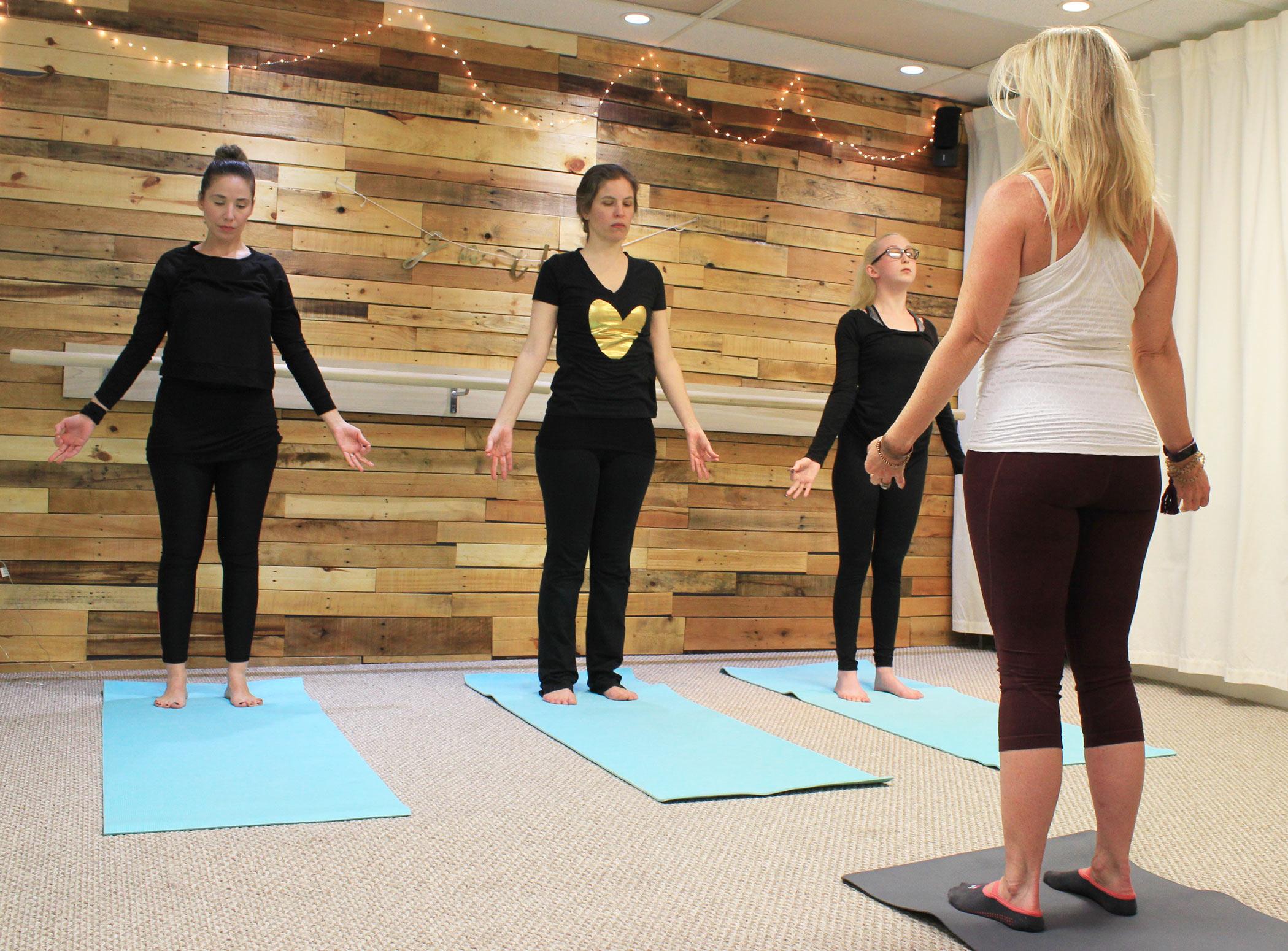Yoga Vitality Nutrition & Wellness