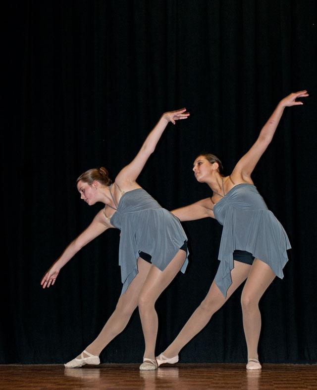 lyrical dancers, Denville