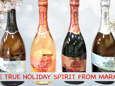 Holiday Sparkling Wines from Marani