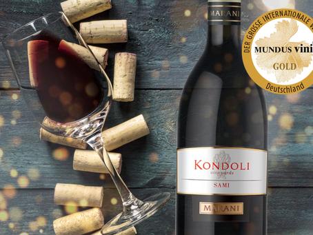 KONDOLI SAMI BY MARANI WINES - THE AWARD WINNING GEORGIAN WINE YOU HAVE TO TRY