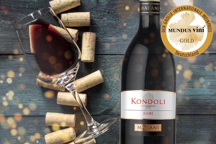 Kondoli Sami | Marani Wines