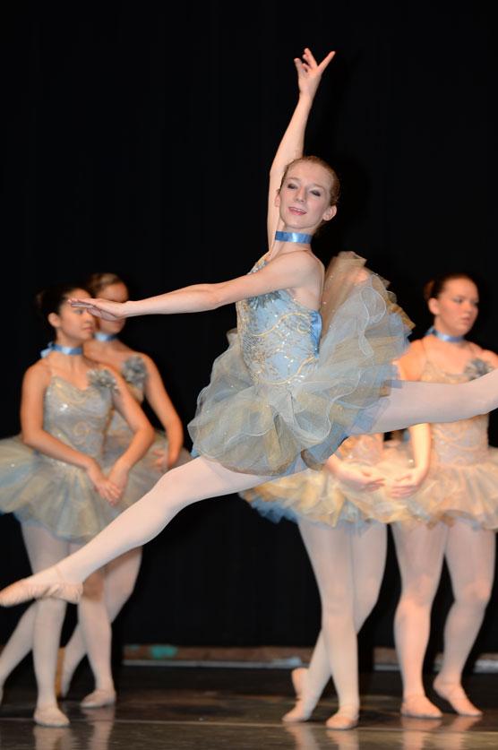 ballet class in Denville