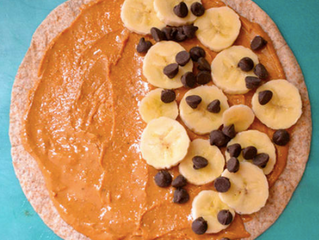 KID FRIENDLY SCHOOL LUNCHES — 10 MINUTES OR LESS!