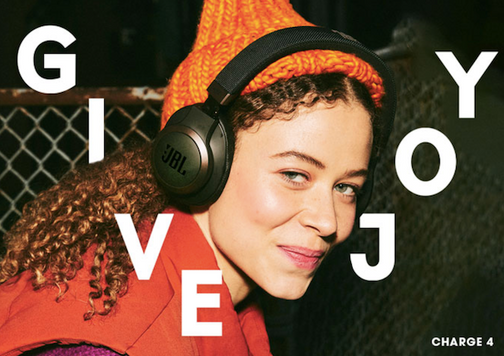 JBL Holiday Campaign