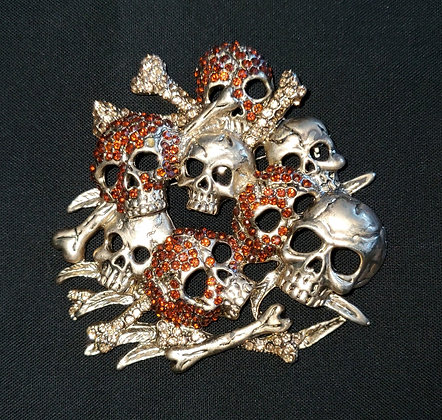 Skull Pin (Item S6)