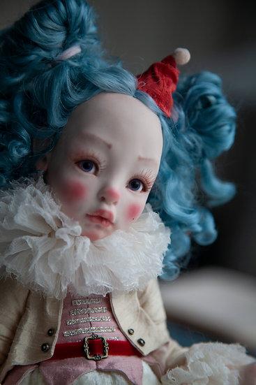 Голубой клоун Жозефина