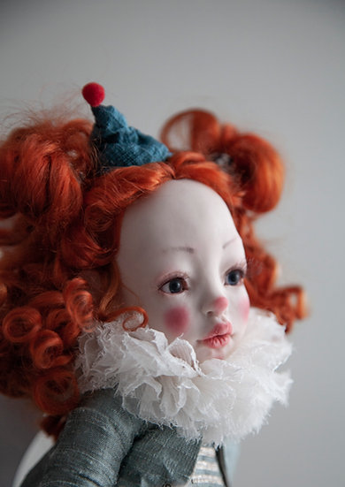 Рыжий клоун Ализе