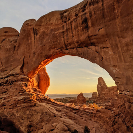 3 Days Chasing Sunsets and Sunrises in Arches National Park and Moab, Utah.