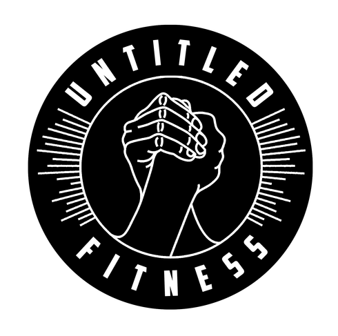 Untitled Fitness Logo