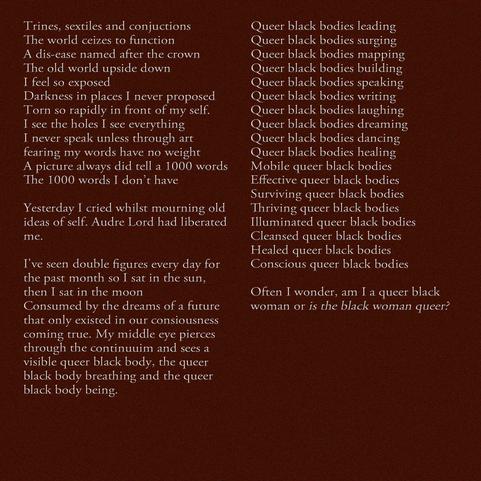 QBB Poem
