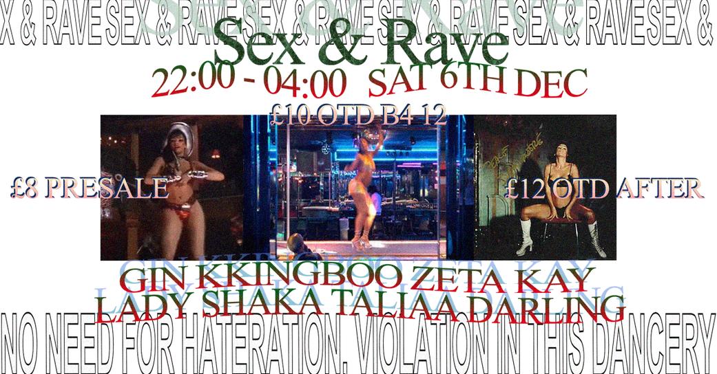 Sex & Rave