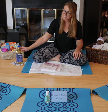 Sarah's LA Infant Massage Class