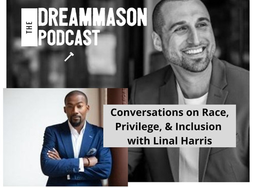 Conversations on Race, Privilege, & Inclusion with Linal Harris