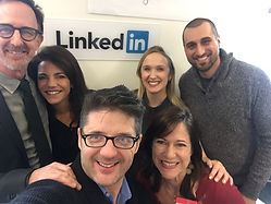 Alex Terranova and DreamMaso Coaching working at Linkedin