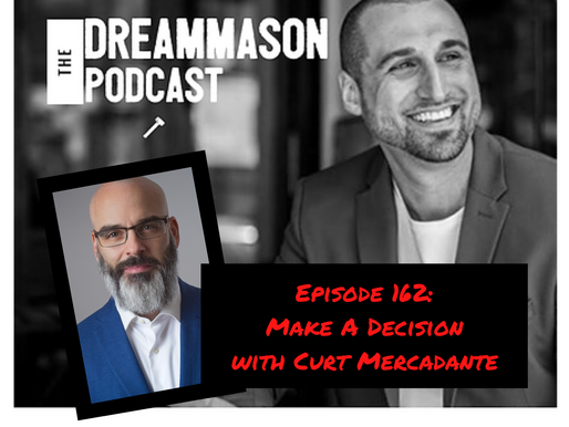Make A Decision with Curt Mercadante