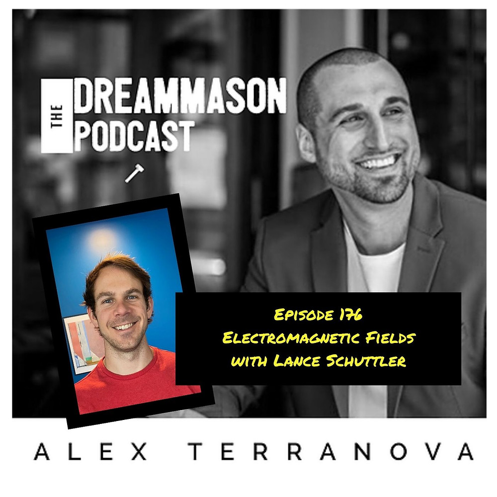 The Body Episode with Amber Romaniuk and Alex Terranova on The DreamMason Podcast