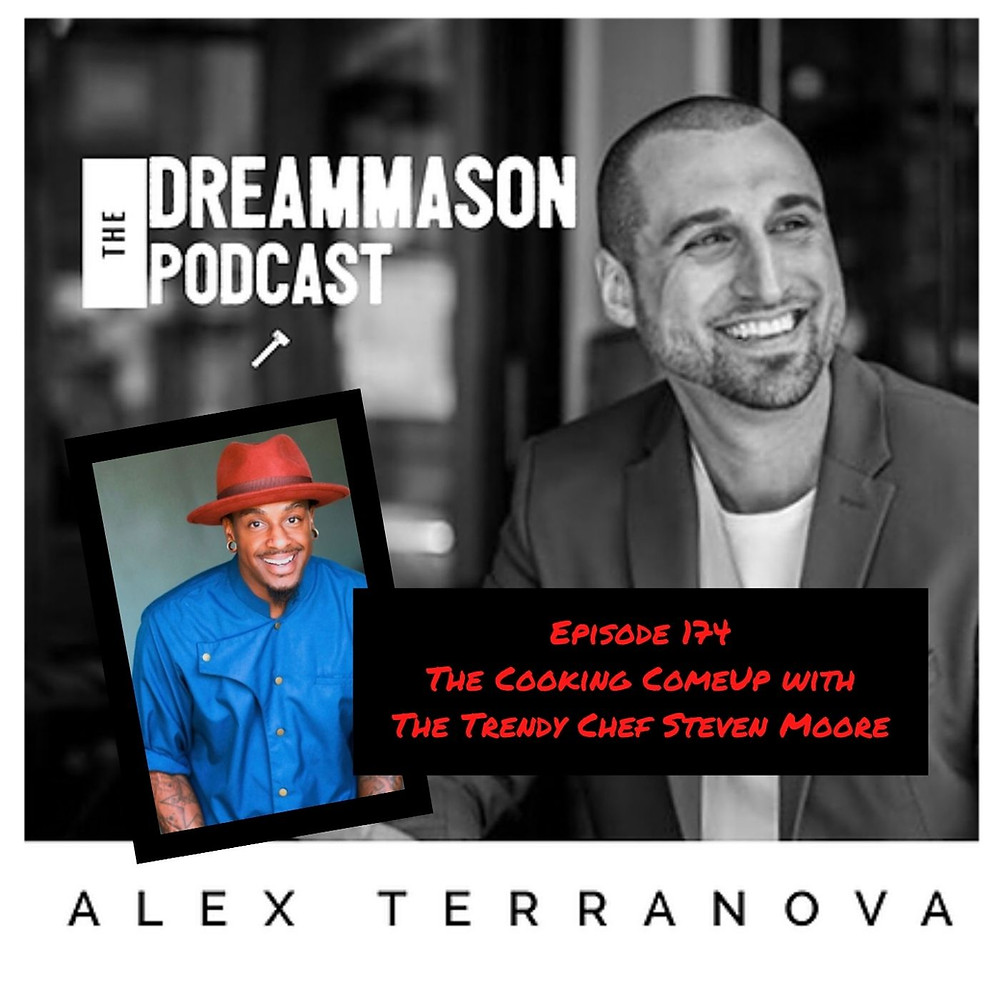 An Empire Build on Sneakers with Reebok Founder Joe Foster and Alex Terranova on The DreamMason Podcast