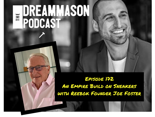 An Empire Build on Sneakers with Reebok Founder Joe Foster
