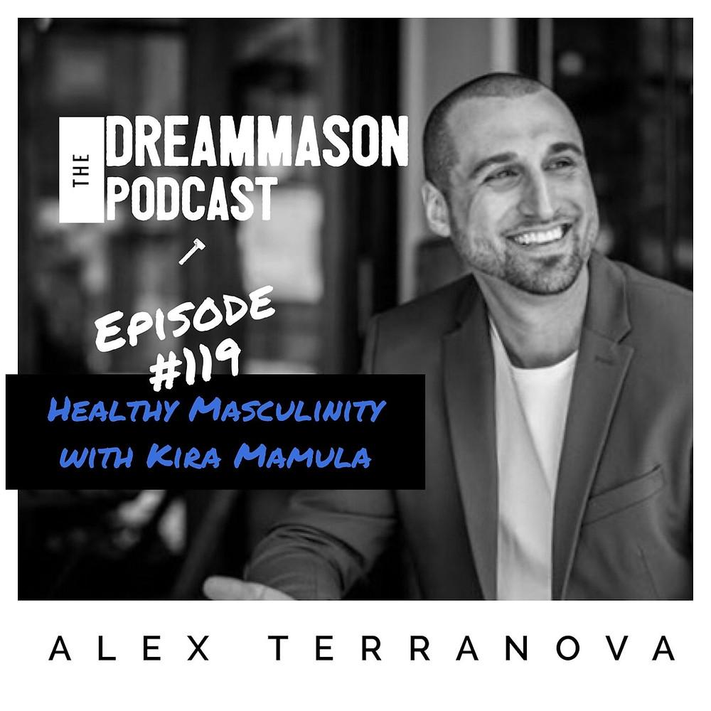 Kira Mamula and Alex Terranova The DreamMason Podcast