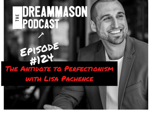 The Antidote to Perfectionism with Lisa Pachence