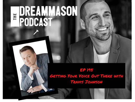 Getting Your Voice Out There with Travis Johnson