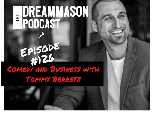 Comedy and Business with Tommy Berretz