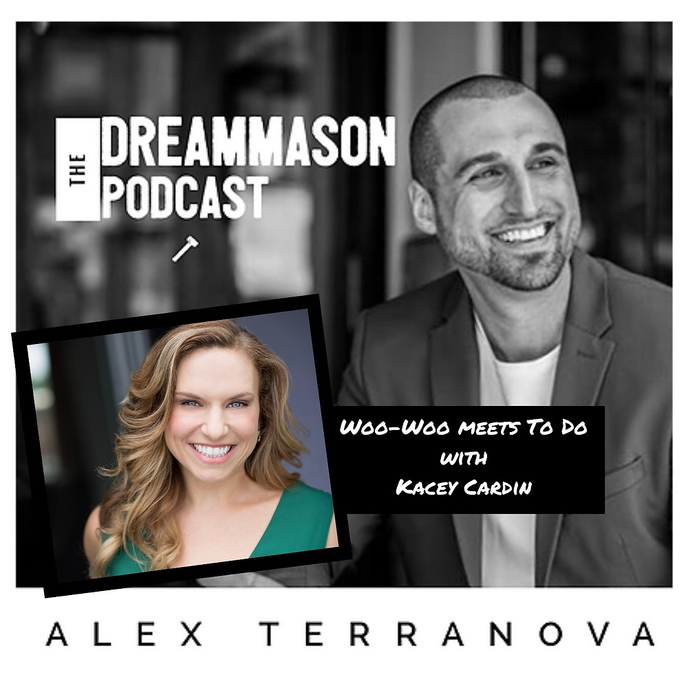 Kacey Cardin on The DreamMason Podcast