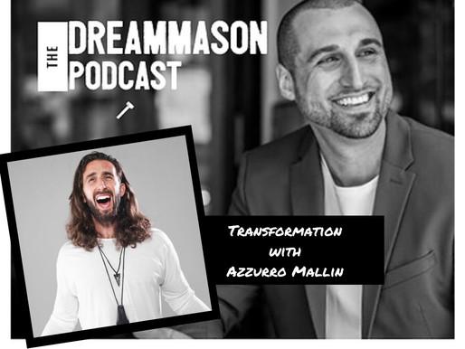 Transformation with Azzurro Mallin