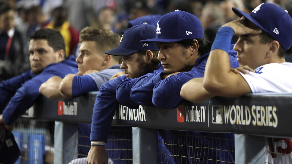 Dodgers Dugout