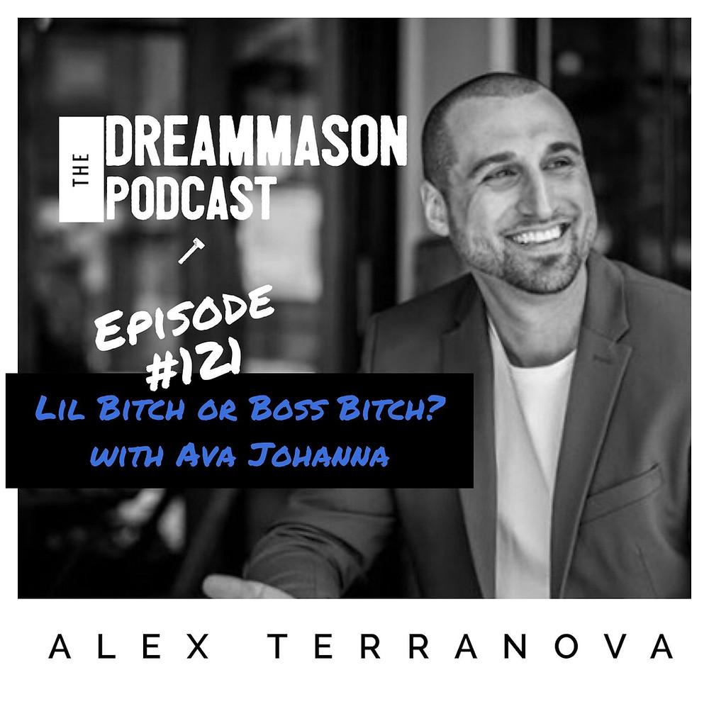 Alex Terranova and Ava Johanna The DreamMason Podcast