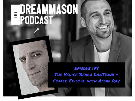 The Venice Beach DogTown & Coffee Episode with Assaf Raz