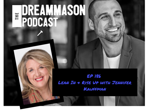 Lean In & Rise Up with Jennifer Kauffman