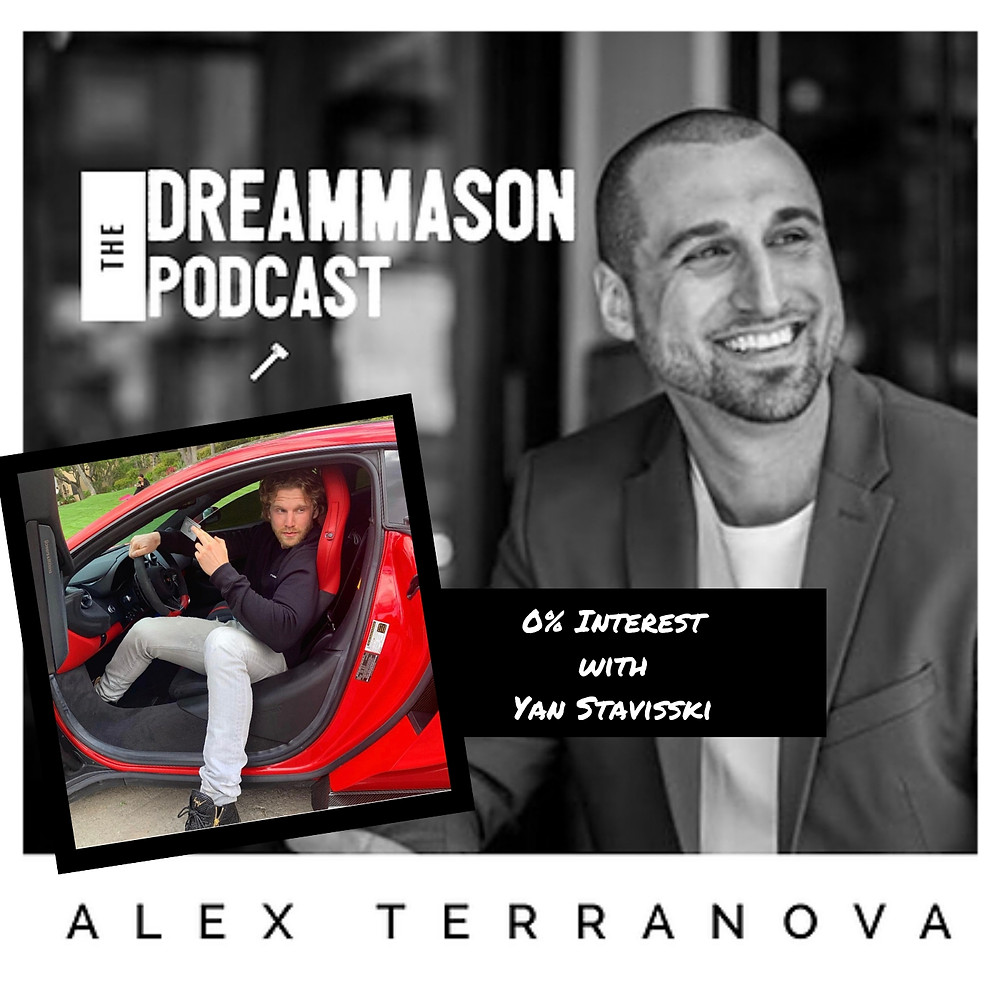 Yan Stavisski on The DreamMason Podcast