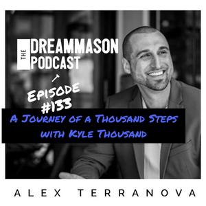 Kyle Thousand of Roc Nation Sports with Alex Terranova on The DreamMason Podcast