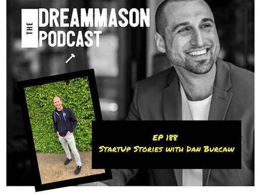 Startup Stories with Dan Burcaw