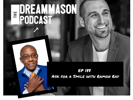 Ask for a Smile with Ramon Ray