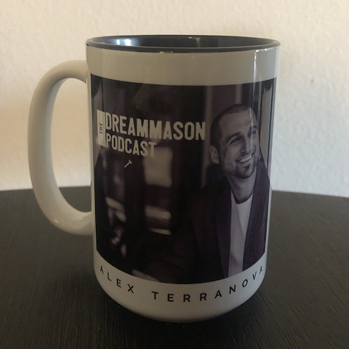 DreamMason Podcast Mug