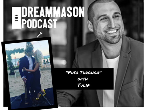 Push Through with Colin Parrish & Ashleigh Semkiw from Tulip
