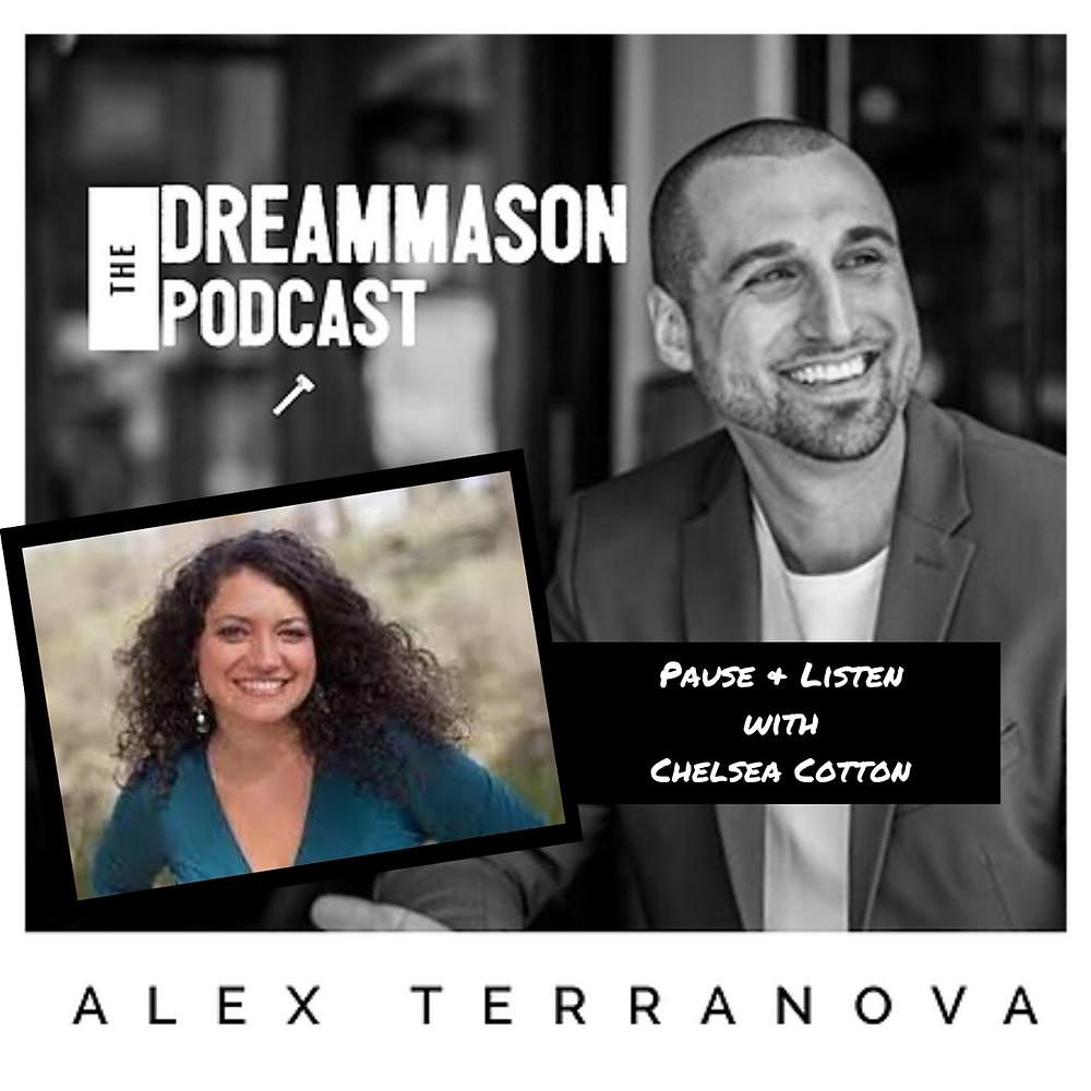 Chelsea Cotton on The DreamMason Podcast